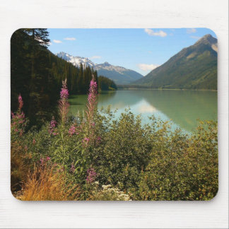 Duffey Lake, Canada Mouse Pad