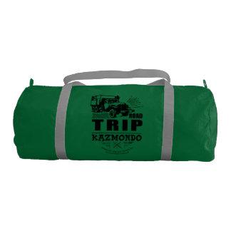 Duffle Gym Bag ROAD TRIP KAZMONDO