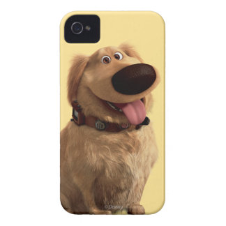 Dug the Dog from Disney Pixar UP - smiling Case-Mate iPhone 4 Cases