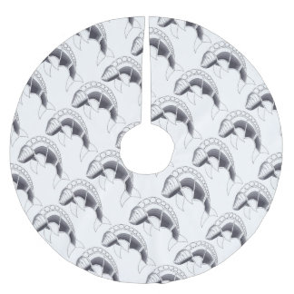 Dugong Brushed Polyester Tree Skirt