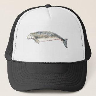 Dugong Trucker Hat