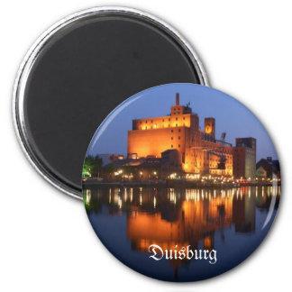 Duisburg Innehafen Magnet