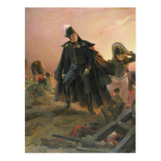 Duke of Angouleme at the capture of Trocadero Postcard