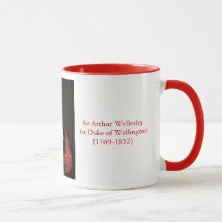 Duke of Wellington Waterloo Mug