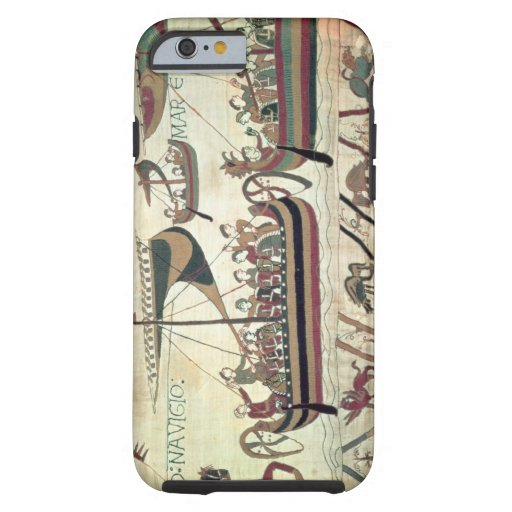 Duke William and his Fleet Cross the Channel to Pe iPhone 6 Case