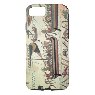 Duke William and his Fleet Cross the Channel to Pe iPhone 7 Case