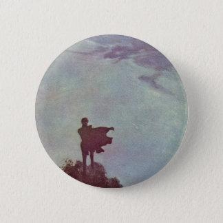 Dulac's Edgar Allan Poe 2 Inch Round Button