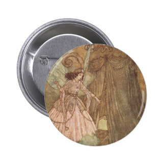 Dulac's Fairy Tales 2 Inch Round Button
