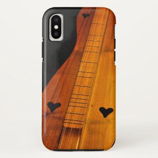 Dulcimer Music iPhone X Case