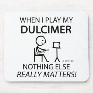 Dulcimer Nothing Else Matters Mouse Pad