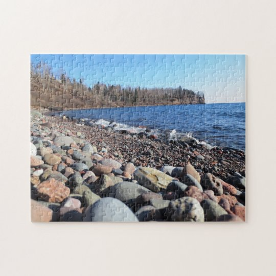 Duluth Minnesota Great Lakes Jigsaw Puzzle
