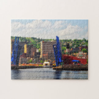 Duluth Minnesota, SS William A Irvin Jigsaw Puzzle