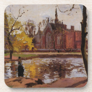 Dulwich College, London by Camille Pissarro Coasters