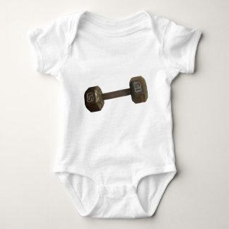 Dumbbell Baby Bodysuit