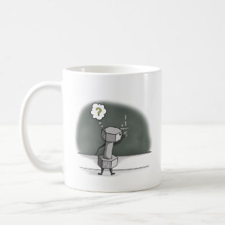 Dumbbell, Funny Coffee Mug