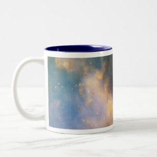 Dumbbell Nebula, The Dumbbell Nebula Coffee Mugs