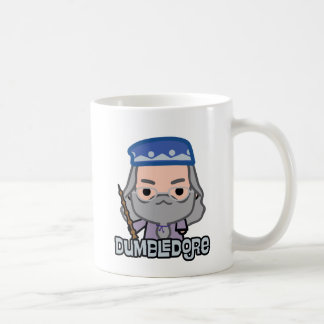 Dumbledore Cartoon Character Art Coffee Mug