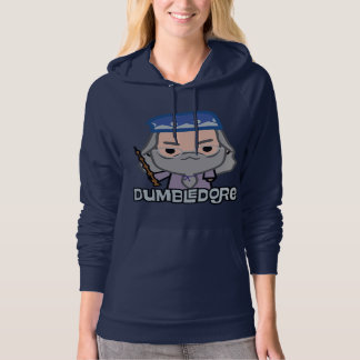 Dumbledore Cartoon Character Art Hoodie
