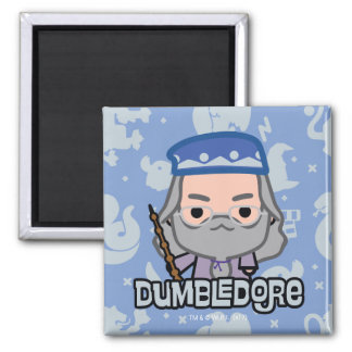 Dumbledore Cartoon Character Art Magnet
