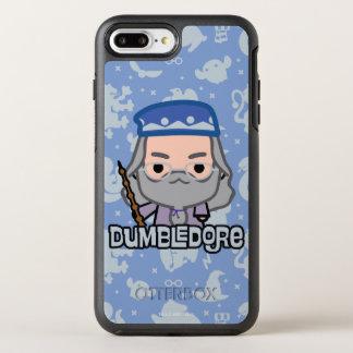 Dumbledore Cartoon Character Art OtterBox Symmetry iPhone 8 Plus/7 Plus Case