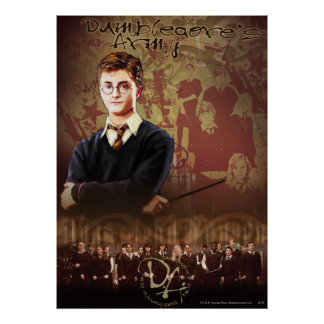 Dumbledore s Army 1 Posters