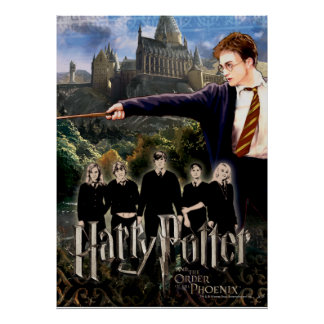 DUMBLEDORE'S ARMY™ 3 POSTERS