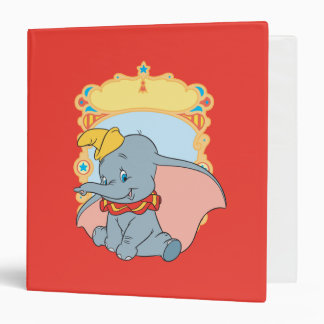Dumbo 3 Ring Binders