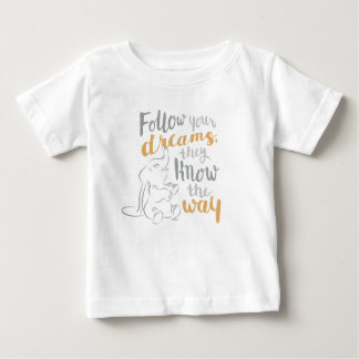 Dumbo | Follow Your Dreams 2 Baby T-Shirt