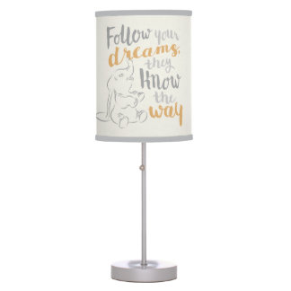 Dumbo | Follow Your Dreams Table Lamp