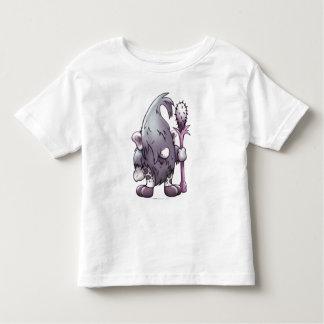 DUMDUM ALIEN Toddler Fine Jersey T-Shirt