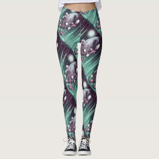 DUMDUM CUTE  MONSTER  LEGGINGS