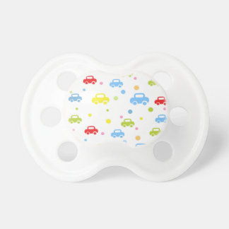 Dummy-car picture pacifier