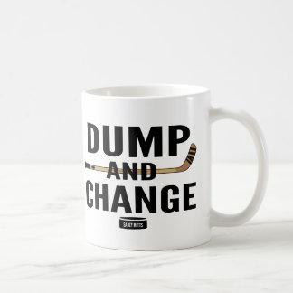 Dump and Change Hockey Coffee Mug