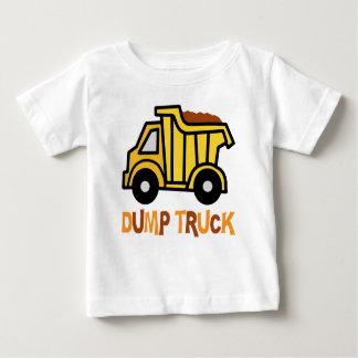 Dump Truck Baby T-Shirt