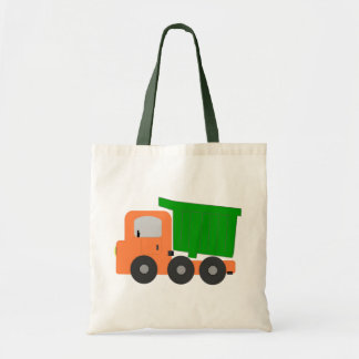 Dump Truck Childs Tote