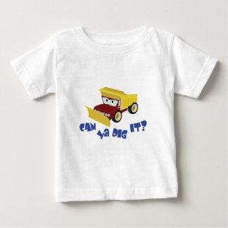 Dump Truck infant tee