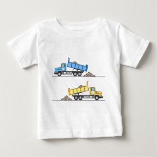 Dump Truck vector Baby T-Shirt
