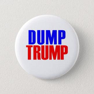 Dump Trump! 2 Inch Round Button