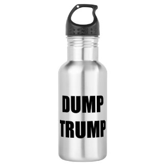 DUMP TRUMP 532 ML WATER BOTTLE