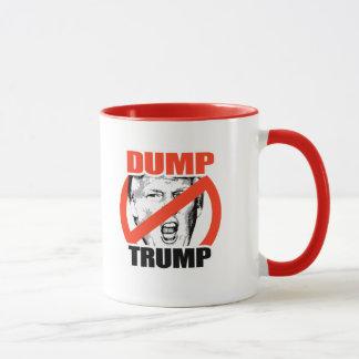 Dump Trump - Anti-Trump Mug