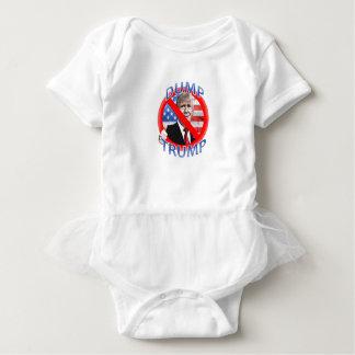 Dump Trump Baby Bodysuit