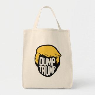 Dump Trump (Black) Bag