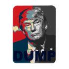 Dump Trump Campaign | Anti Donald Trump Magnet