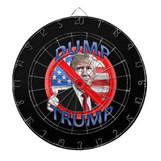 Dump Trump Dartboard