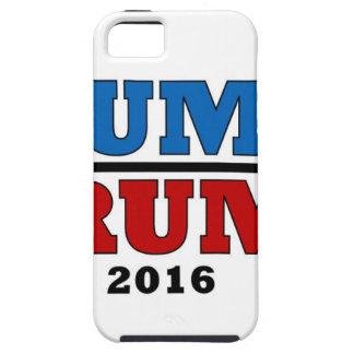 Dump Trump Hillary President 2016 Funny iPhone 5 Cover