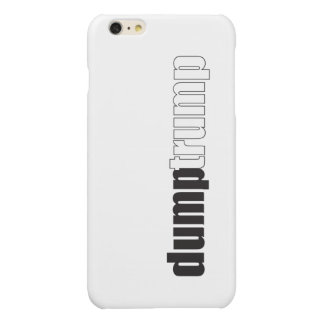 Dump Trump iPhone 6 Case