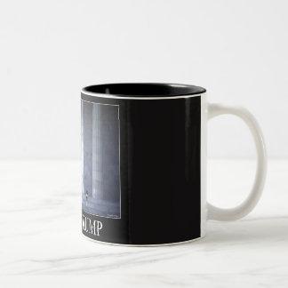 Dump Trump  Lincoln Quote Mug