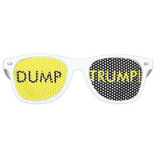 Dump Trump Retro Sunglasses