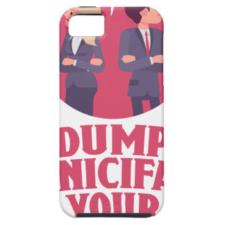 Dump Your Significant Jerk Day - Appreciation Day iPhone 5 Case
