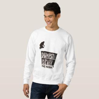 Dumpster Diver the musical™ official sweatshirt